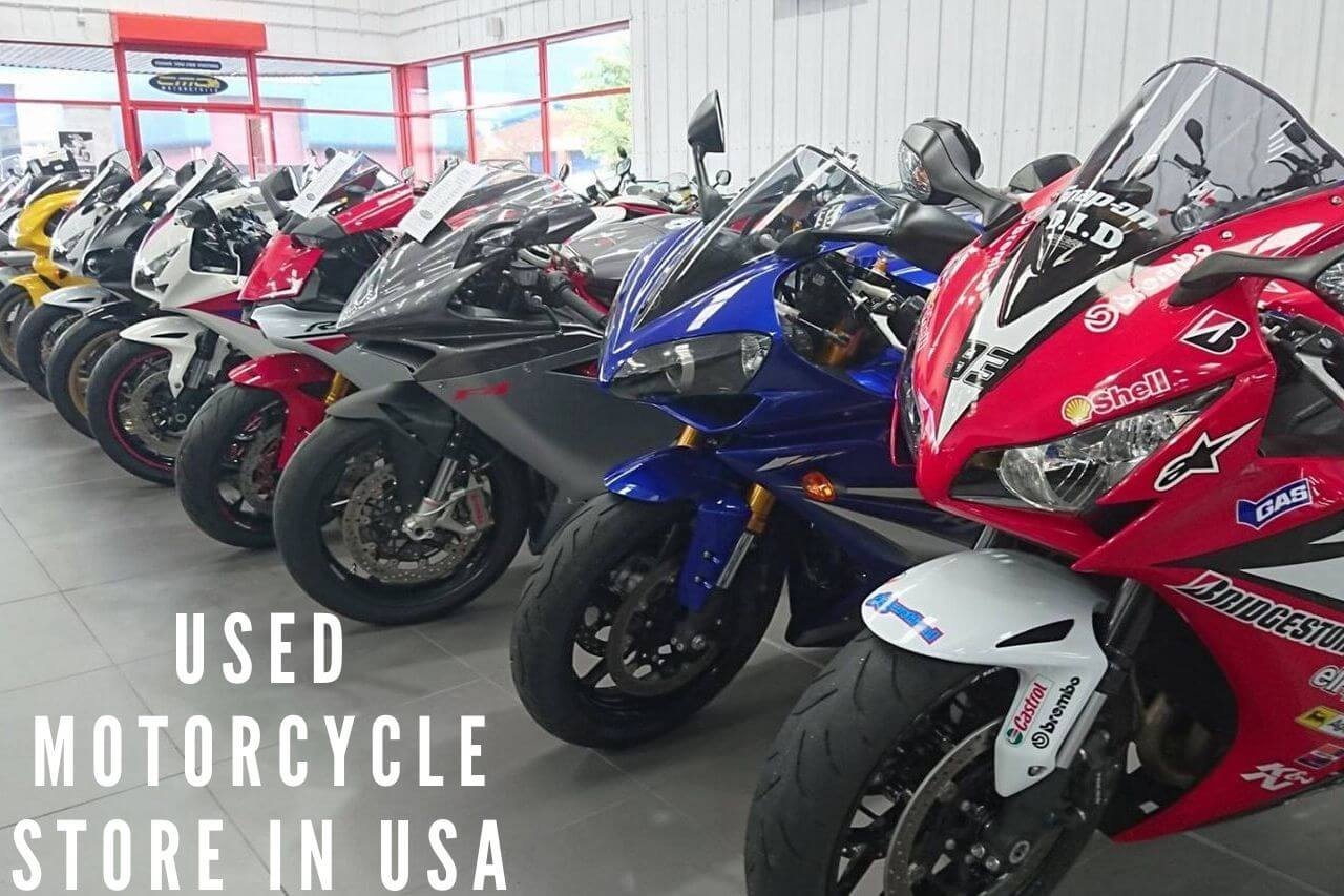 Used Motorcycle Store In USA