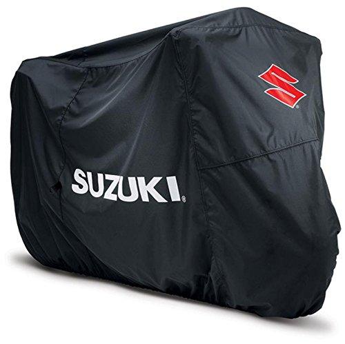 Suzuki Sportbike Waterproof Motorcycle Cover Black 990A0-66034