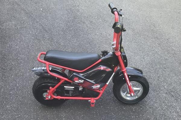 Monster Moto 250