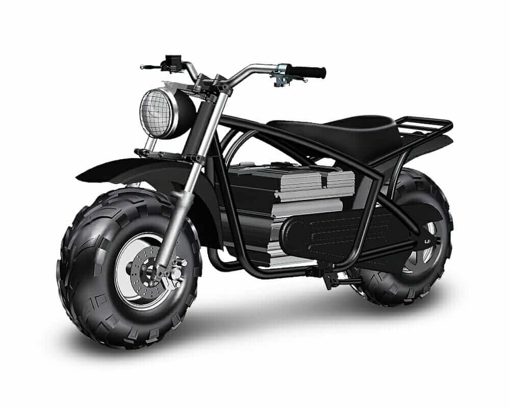 Monster Moto MM-B212 Mini Motorcycle
