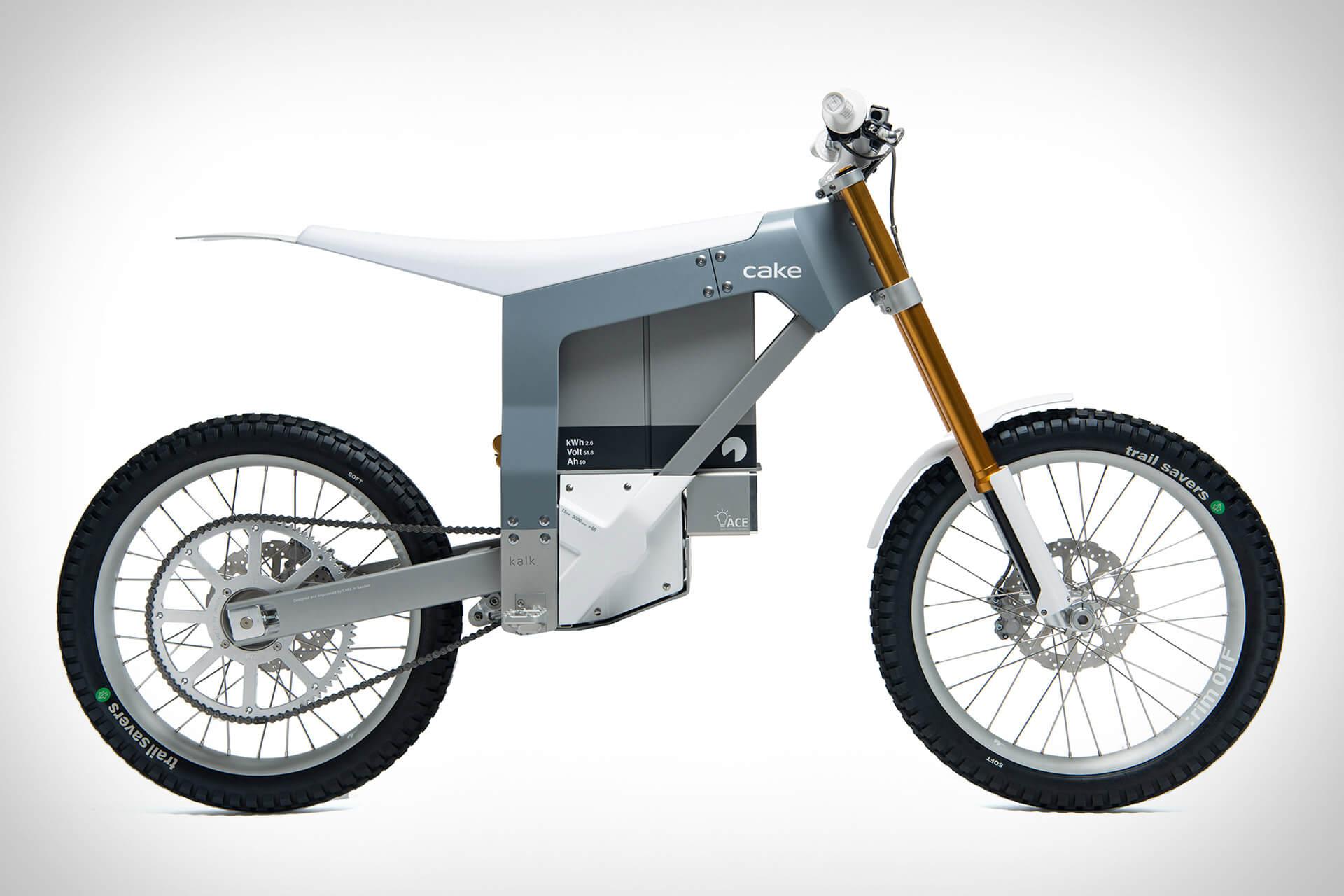 Cake Kalk Electric Motorcycles