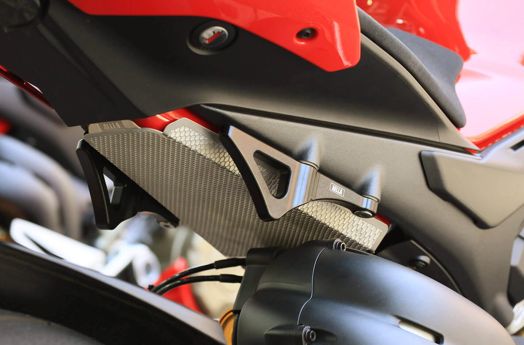 Ducati Panigale V4R Equipment