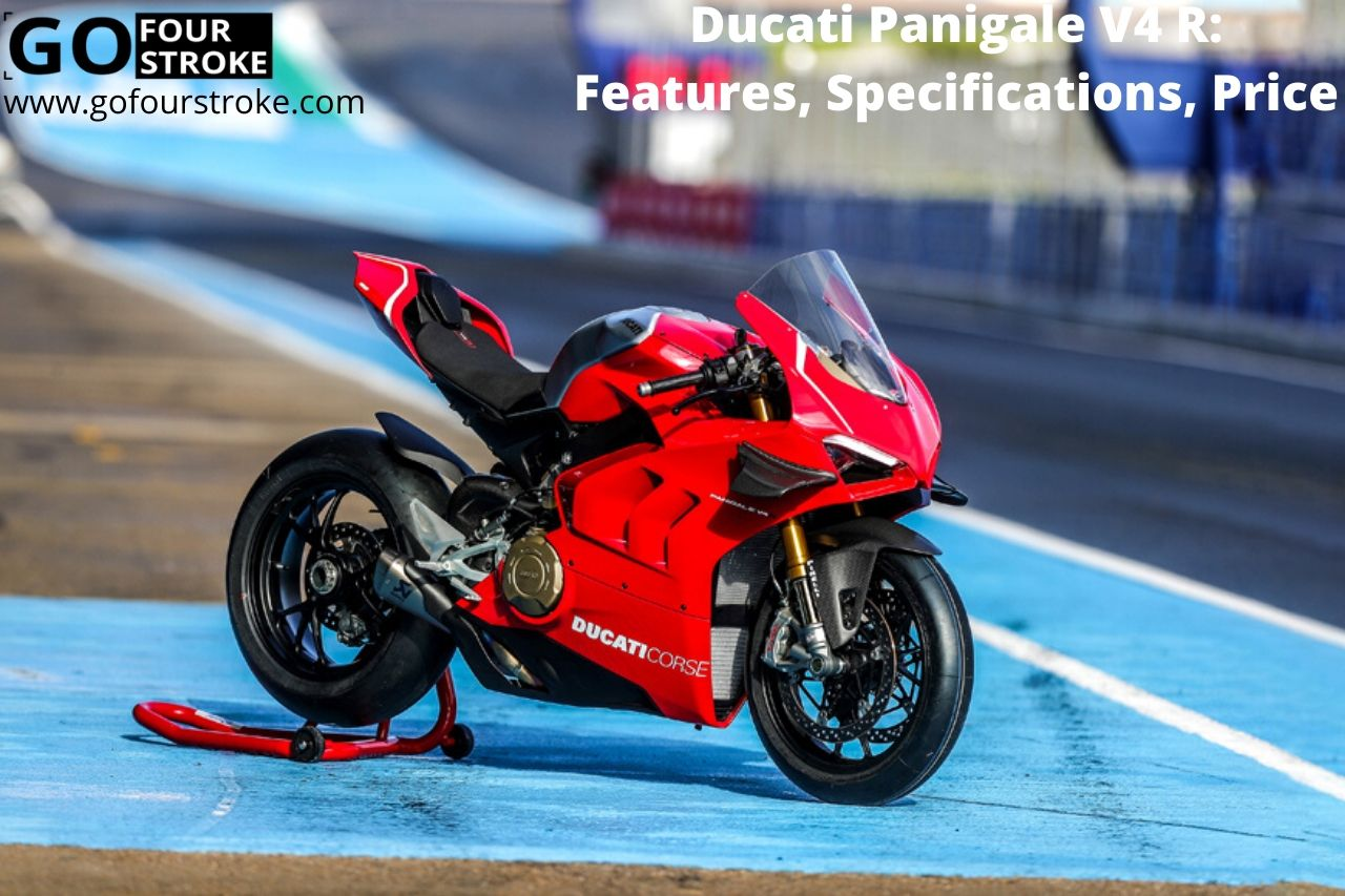 Ducati Panigale V4 R: Features, Specifications, Price