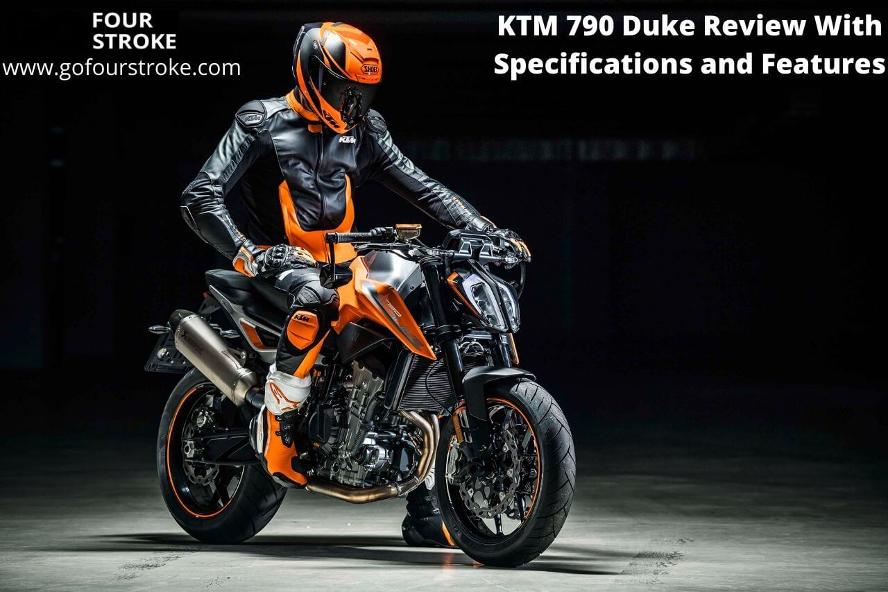 KTM 790 Duke Review With Specifications and Features