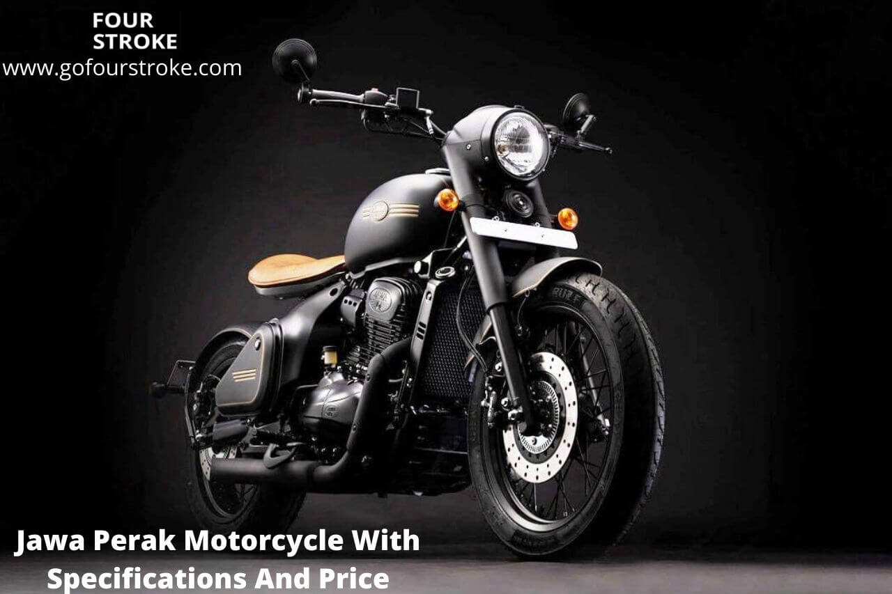 Jawa Perak Motorcycle With Specifications And Price